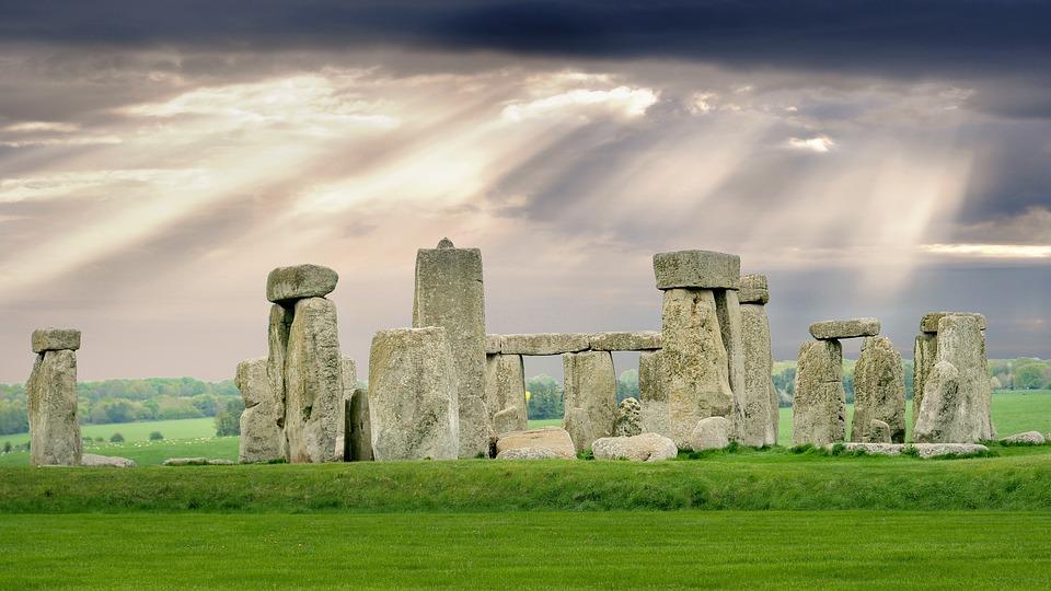 Stonehenge, England, Monument, Miracle, Antiquity