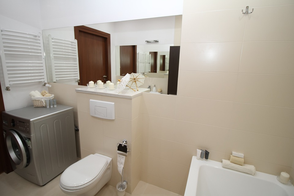 Free photo Mirror Bathroom Apartment Bath Wc Toilet Sink - Max Pixel