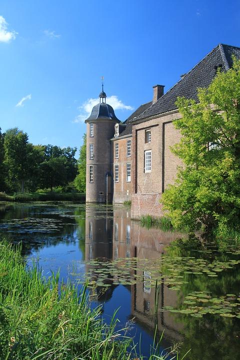 Slangenburg, Castle, Doetinchem, Mirror