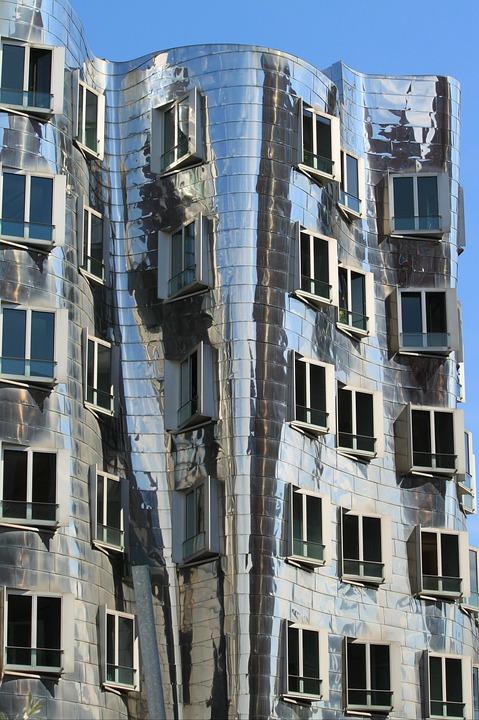 Facade, Building, Architecture, Home, Window, Mirroring