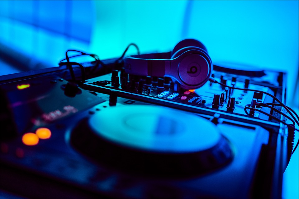 Pioneer, Cdj2000, Dj, Equipment, Mixer, Music