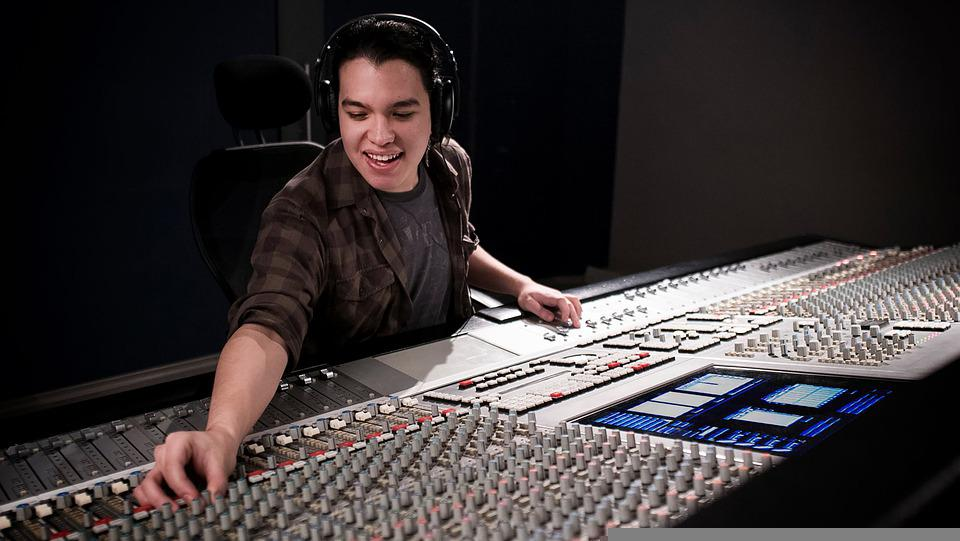 Engineer, Audio Engineering, Design, Sound, Mixer