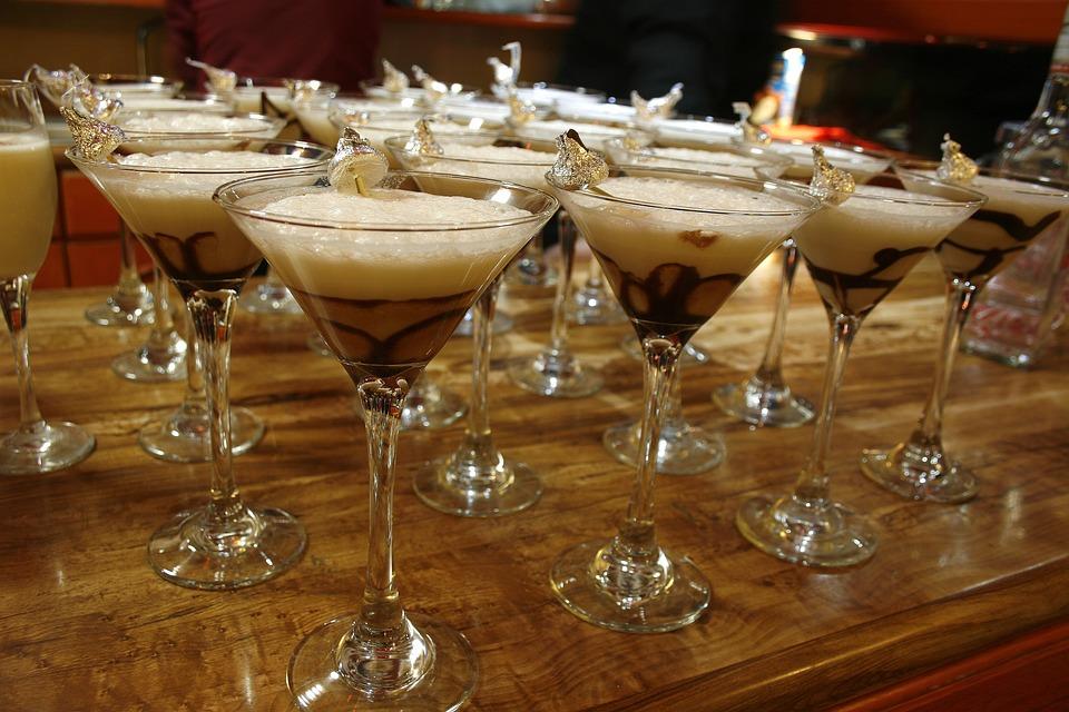 Mixology, Bar, Drinks, Cups