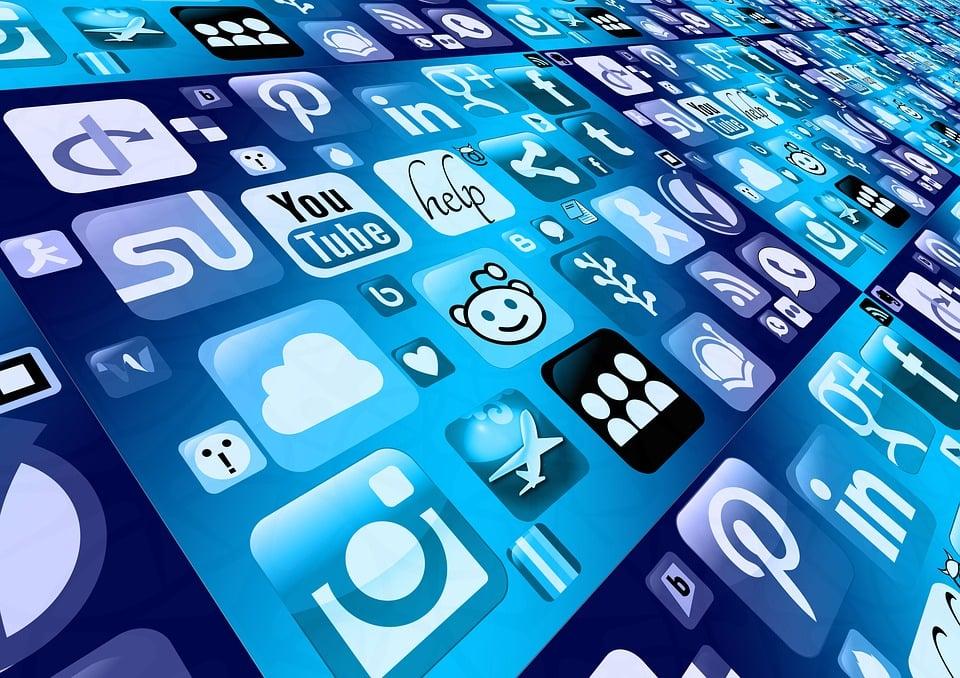 Mobile Phone, Smartphone, App, Networks, Internet