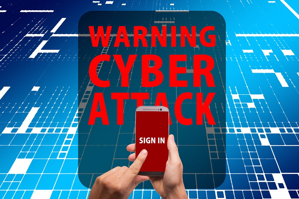 Cyber, Attack, Encryption, Smartphone, Mobile Phone