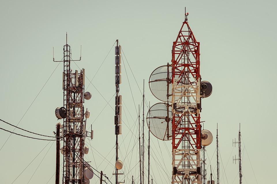 Reception, Send, Networking, Mobile, Transmitter
