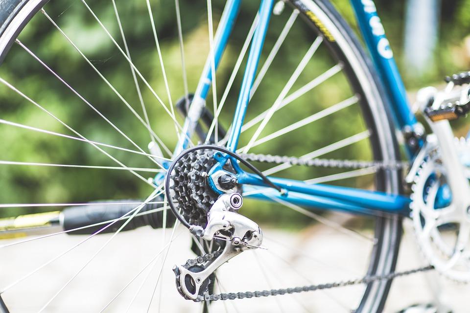 Road Bike, Spokes, Mobility, Transport