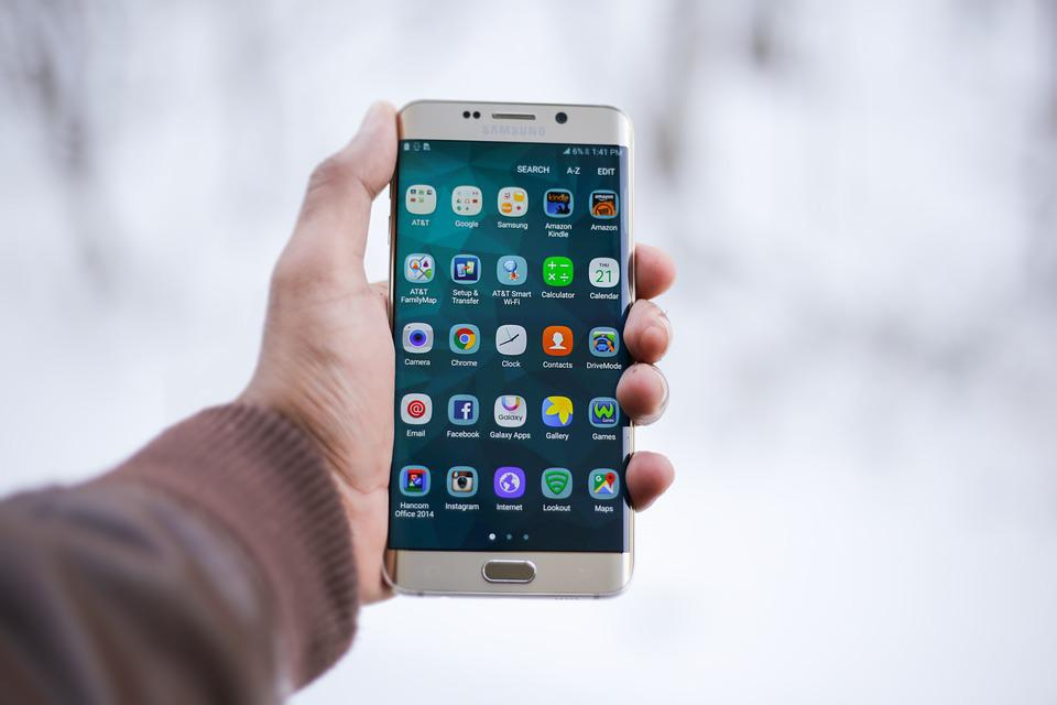 Smartphone, Technology, Mockup, Apps, Mobile Phone