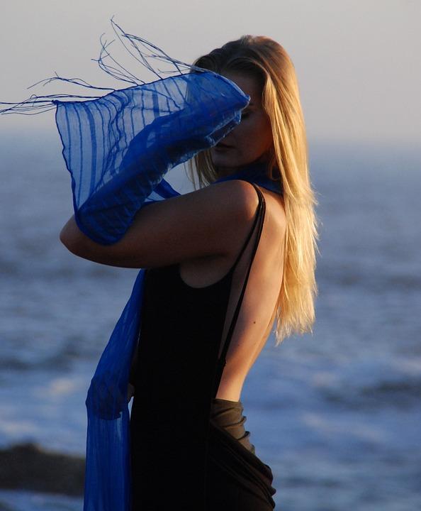 Model, Beach, Beachphotography