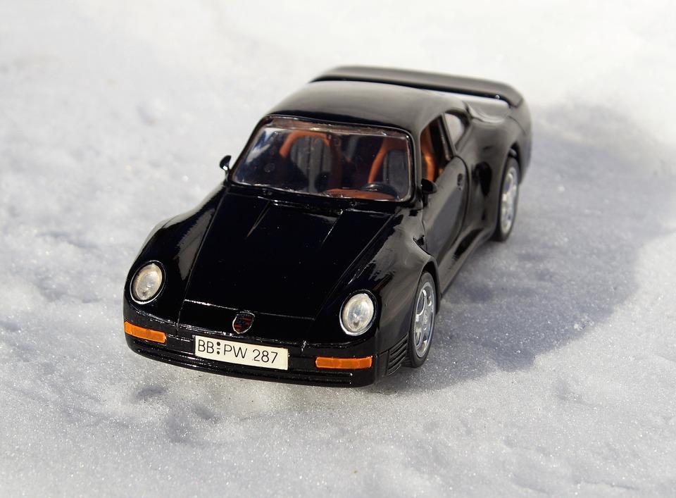 Model Car, Porsche, 959, Auto, Vehicle, Toys, Model