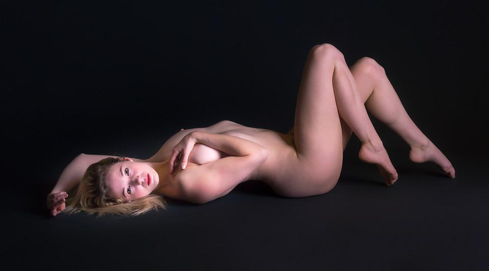Model, Em Theresa, Woman, Nude, Young, Body, Naked