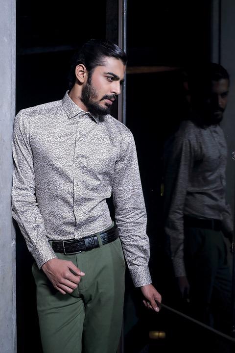 Man, Model, Fashion