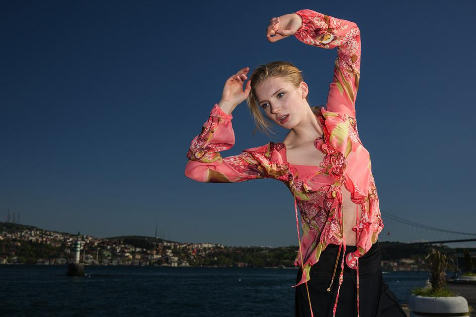 Model, Women's, Mannequin, Dress, Portrait, Pretty Girl