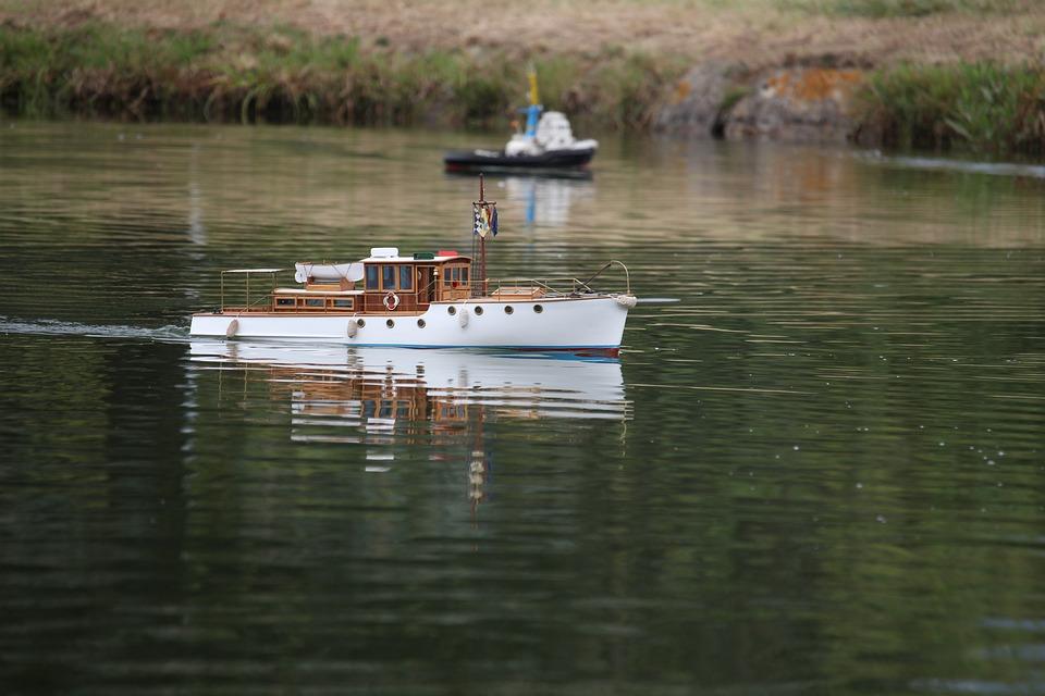 Hobby, Toy, Ship, Pond, Model, Model Boat, Model Ship