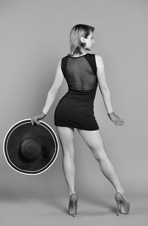 Back, Model, Woman, Portrait, Girl, Young Woman, Female