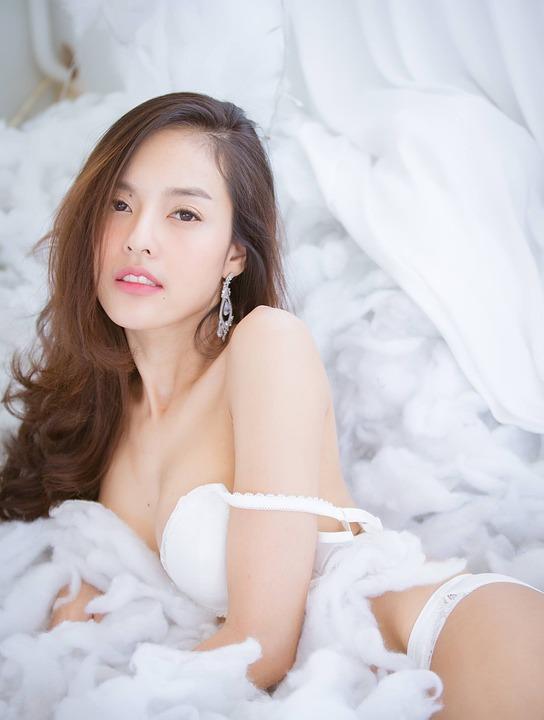 Thai, Girl, Model