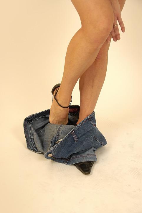 Model Woman Feet Sexy