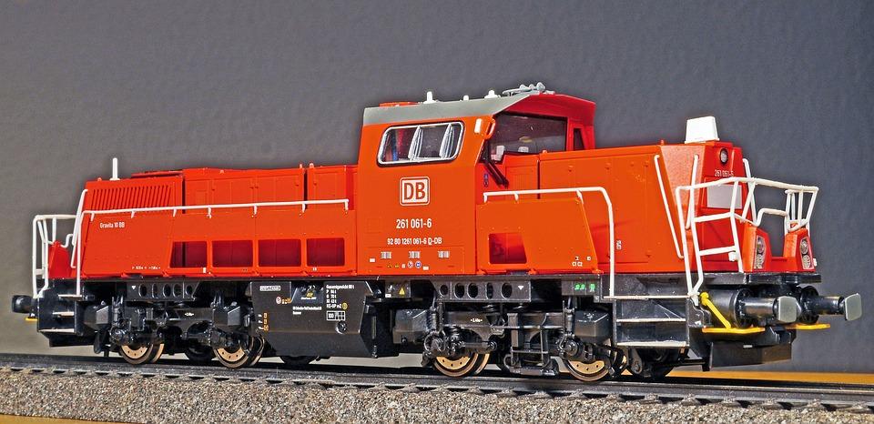 Modelllok, Diesel Locomotive, Switcher, Db