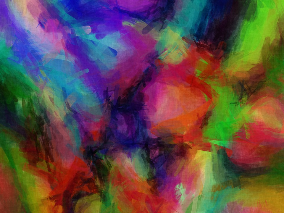 Abstract, Texture, Painting, Modern, Art, Contemporary