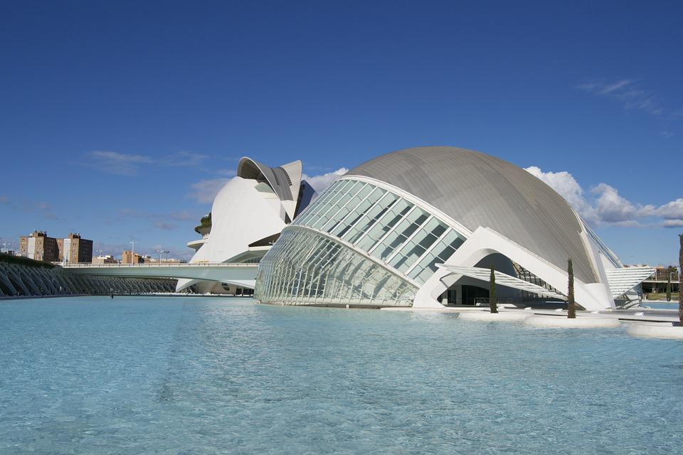 City Of Arts And Sciences, Modern Architecture
