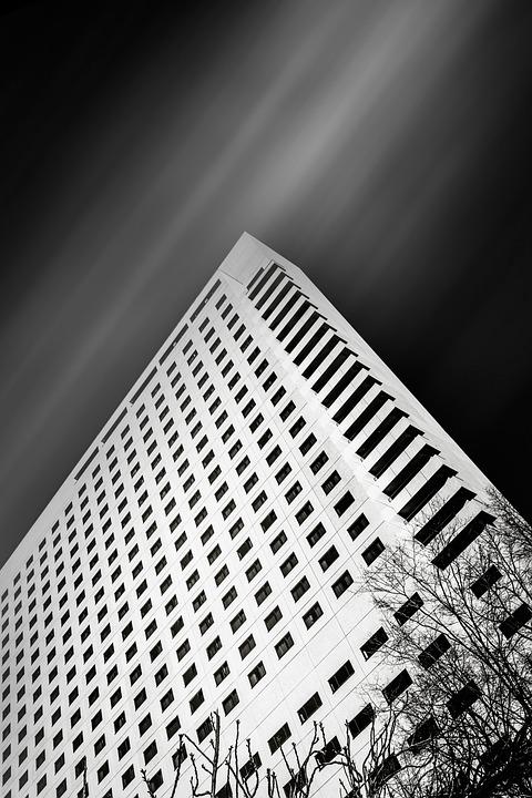 Hotel, Architecture, Modern, Building, Facade