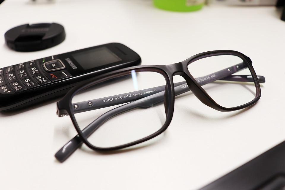 Equipment, Business, Technology, Modern, Eyeglasses