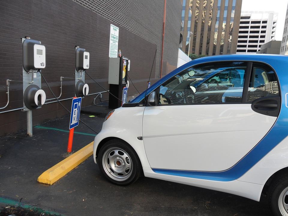 Auto, Car, Modern, Ecological, Battery, Electric Car