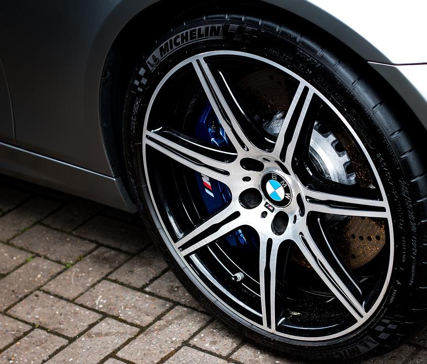 Free photo Modern Car Wheel Auto Automobile Bmw - Max Pixel