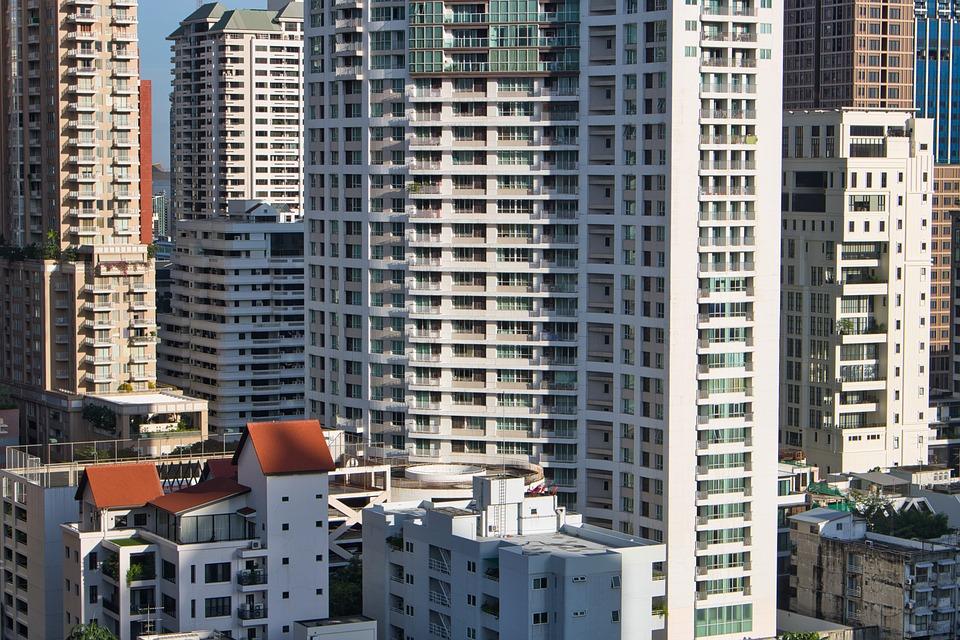 Buildings, City, Urban, Urban Landscape, Modern