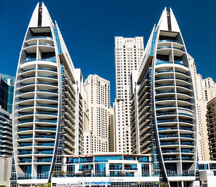 Free Photo Modern Dubai Skyscrapers Architecture Skyscraper Max Pixel