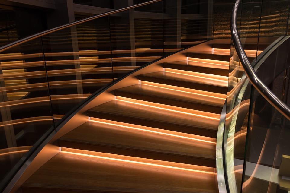 Free photo Modern Interior Design Modern Architecture Stairs - Max Pixel