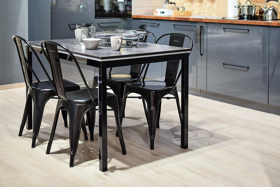 Free photo Modern Kitchen Chair Room Furniture Modern Inside - Max Pixel