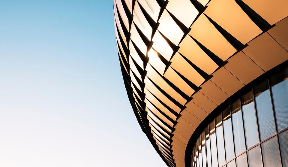 Modern, Architecture, Sky