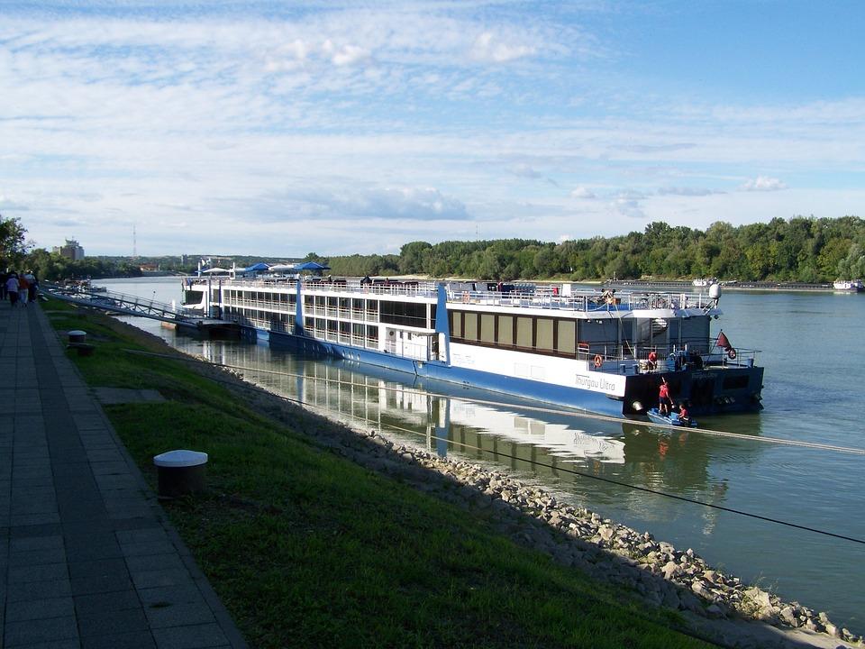 Luxury Boat, Danube River, Mohács