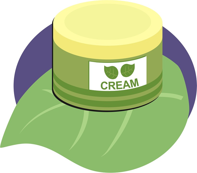 Leaf, Cream, Moisture, Moisturiser, Objects