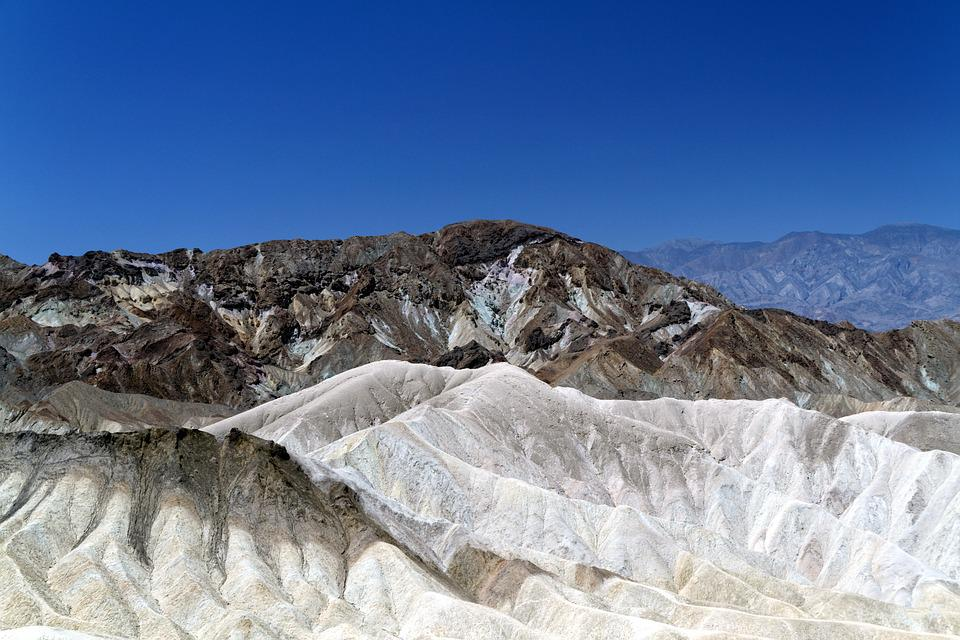 Death Valley, Mojave Desert, California, Nevada