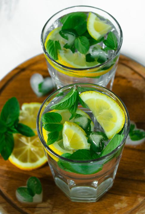 Drink, Mojito, Cocktail, Glass, Cold, Drinks