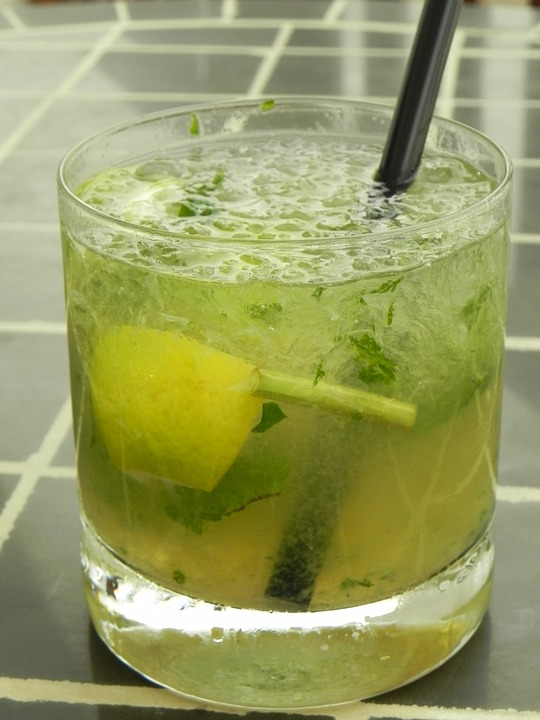 Mojito, Drink, Cocktail, Holiday, Refreshment, Summer