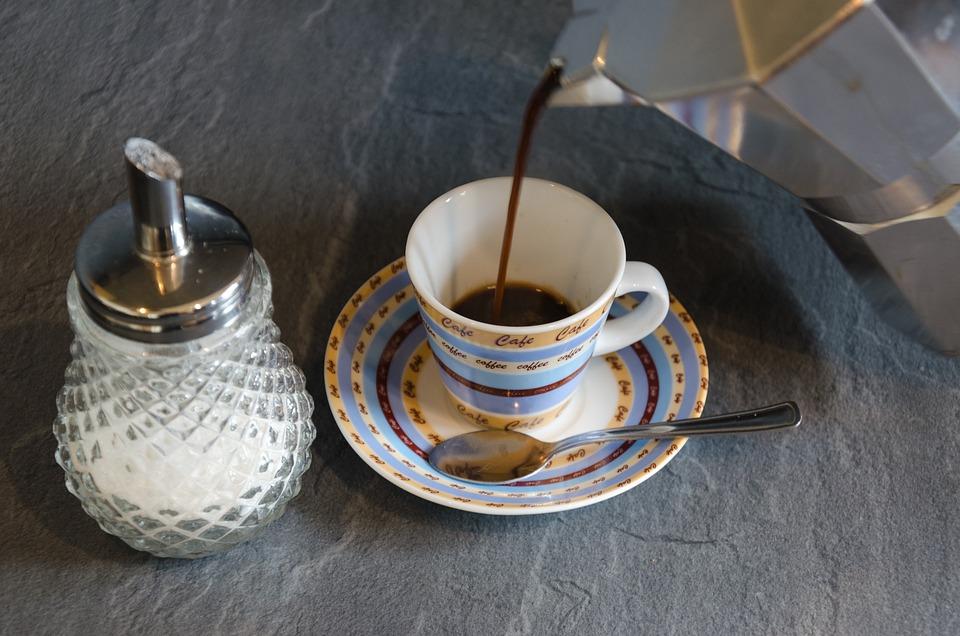 Coffee, Coffee Pot, Mokakanne, Moka, Espresso Maker