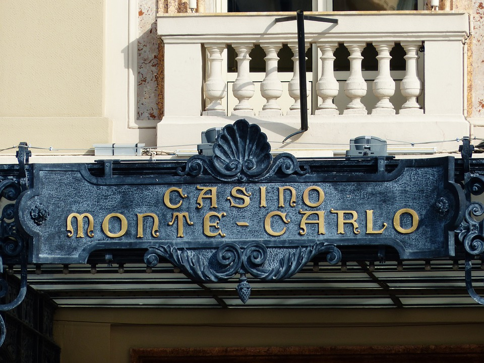 Game Bank, Casino, Monte Carlo, Monaco, Building