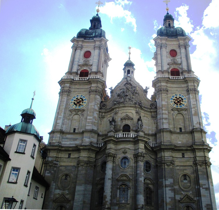 Cathedral, Monastery Church, East Side