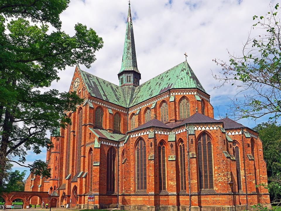 Monastery Church, Zisterzienser, Brick Gothic