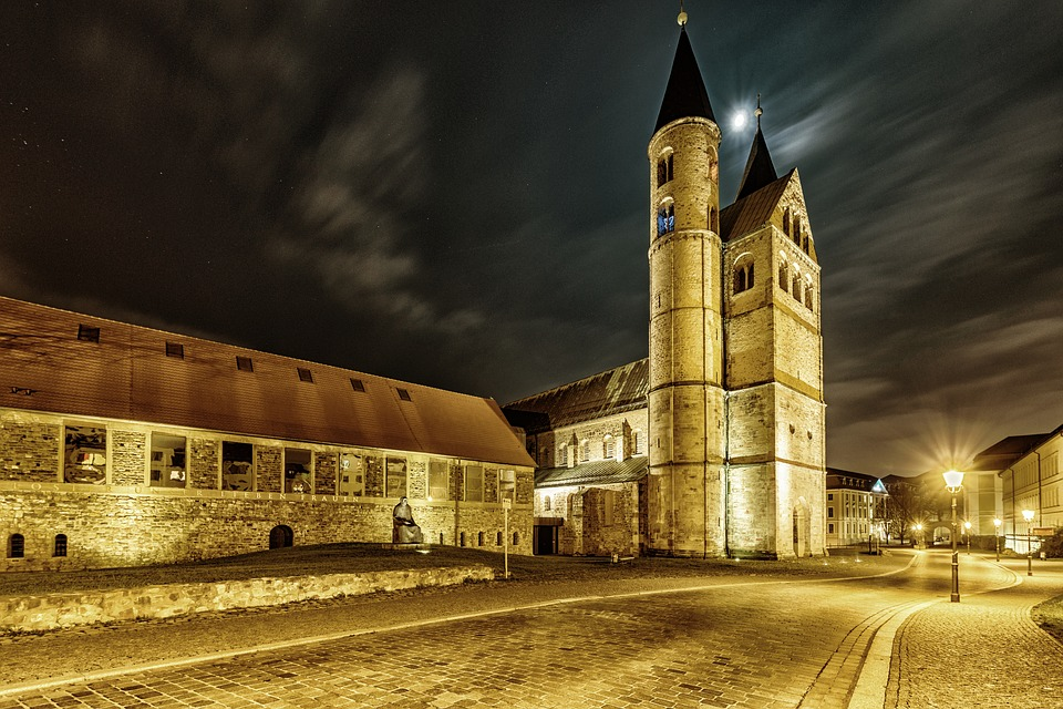 Germany, Things-lasting, Magdeburg, Monastery
