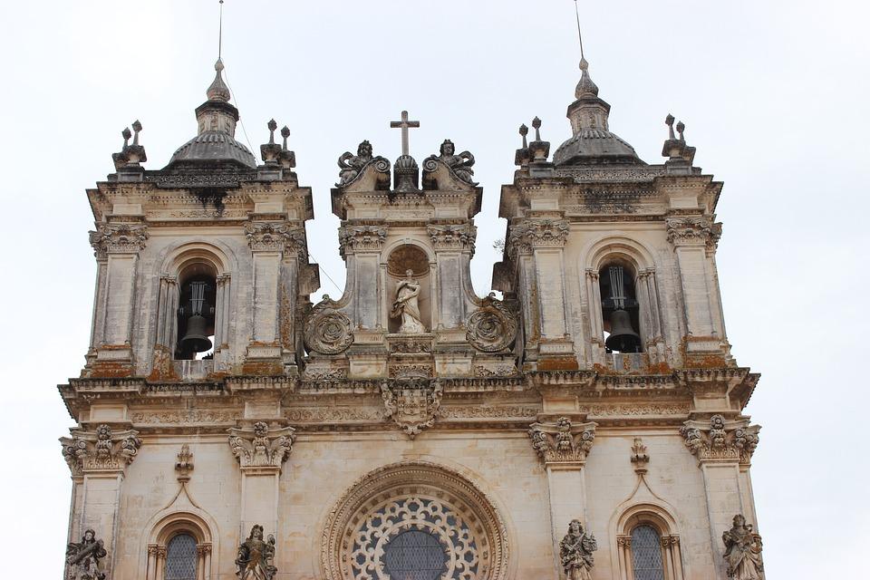 Alcobaça, Portugal, Monastery, Architecture, Religion