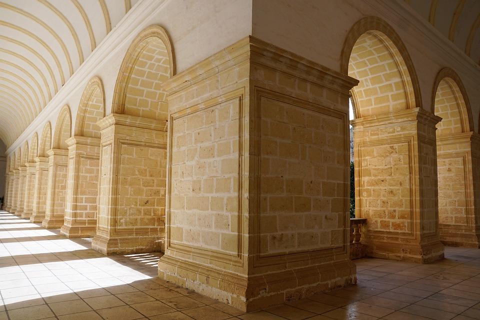 Malta, Construction, Monastery, Religion