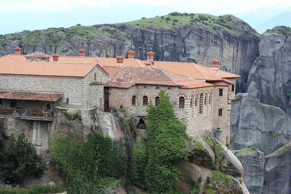 Meteora, Monastery, Religious