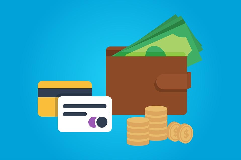 Payment, Money, Wallet, Credit, Card, Cash, Finance