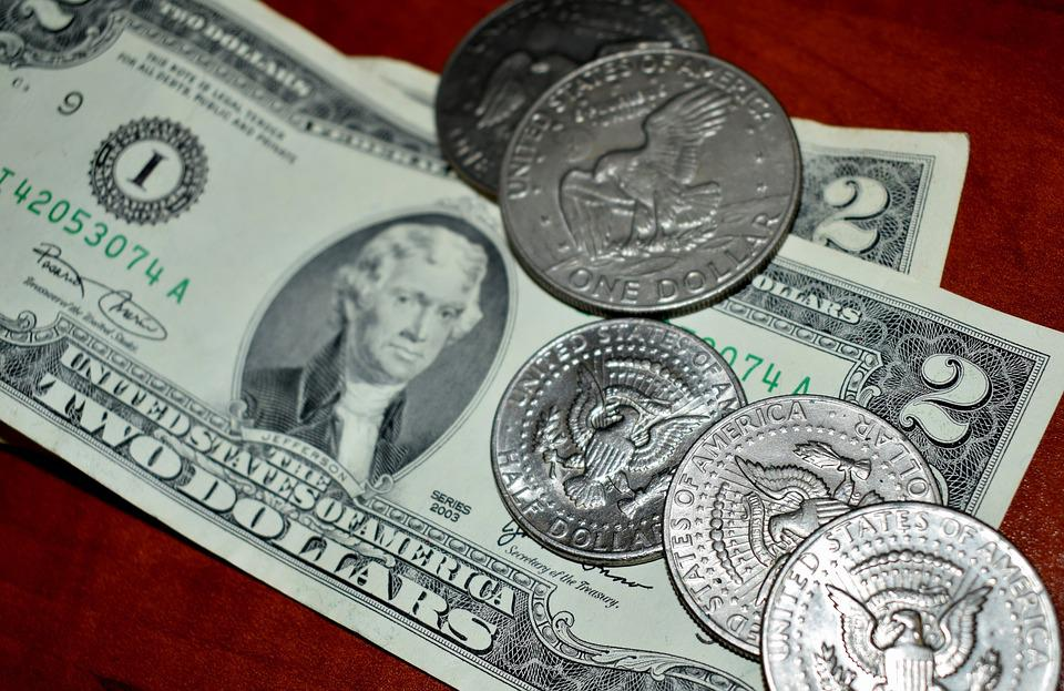 Currency Movement Chart: Free photo Money Cash Two Dollar Bill Usd Half Dollar - Max Pixel,Chart