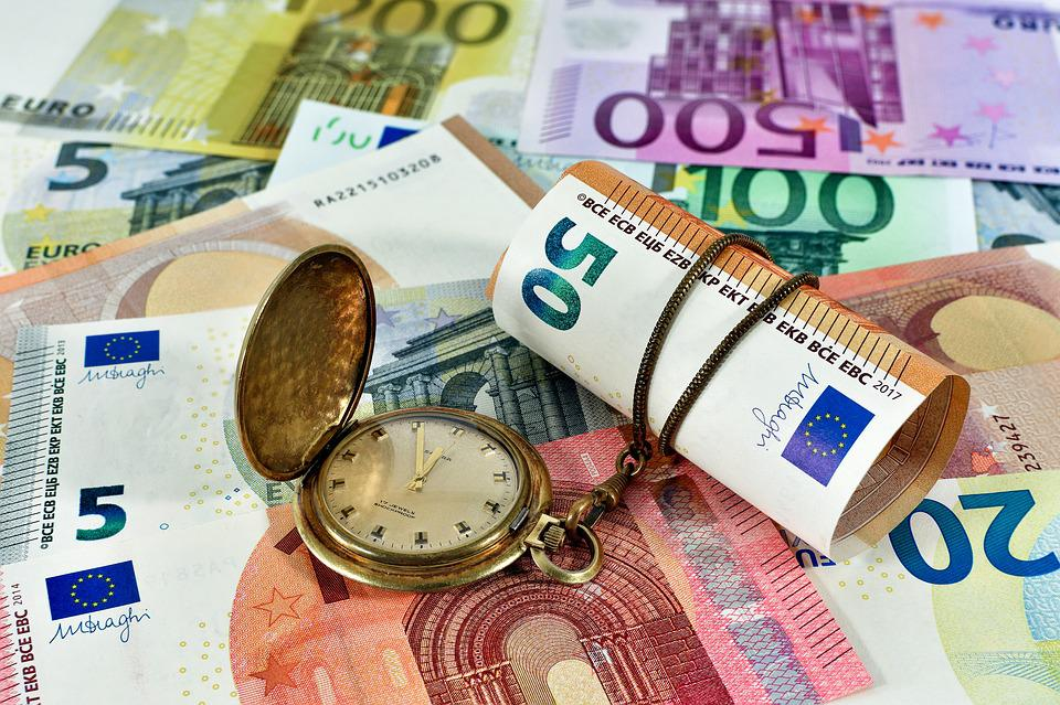 Euro, Money, Finance, Currency, Time, Company