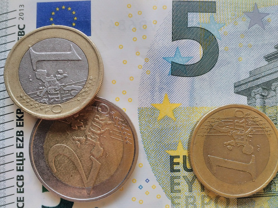 Money, Euro, Finances, Currency, Economy, Business